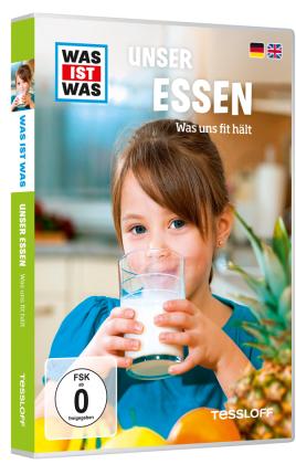 Unser Essen, 1 DVD