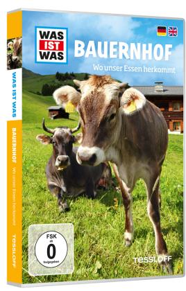 Bauernhof, 1 DVD