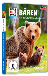 Bären, 1 DVD Cover