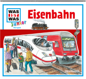 Eisenbahn, 1 Audio-CD Cover