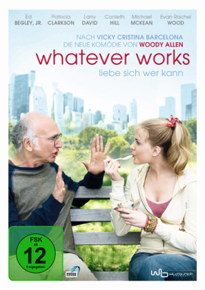Whatever Works, 1 DVD