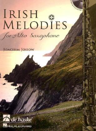 Irish Melodies for Alto Saxophone, m. Audio-CD