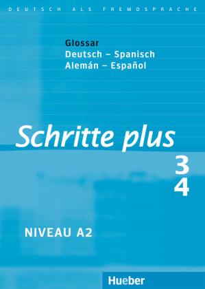 Glossar Deutsch-Spanisch