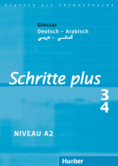 Glossar Deutsch-Arabisch Cover