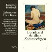 Sommerlügen, 7 Audio-CDs Cover