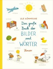 Das große Buch der Bilder und Wörter Cover