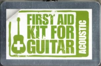 First Aid For Guitar Acoustic AGTR