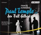 Paul Temple und der Fall Gilbert, 4 Audio-CDs Cover
