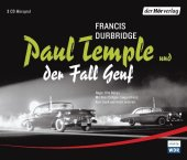 Paul Temple und der Fall Genf, 3 Audio-CDs Cover