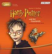 Harry Potter und der Feuerkelch, Audio-CD, Cover