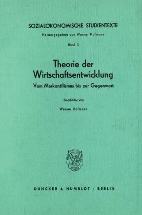 Sozialökonomische Studientexte.