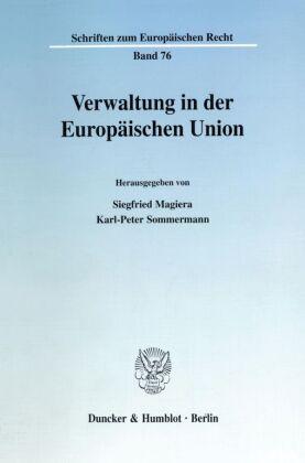 Verwaltung in der Europäischen Union.