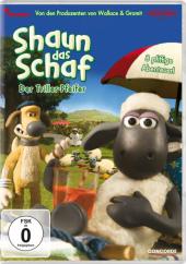 Shaun das Schaf - Der Triller-Pfeifer, 1 DVD Cover