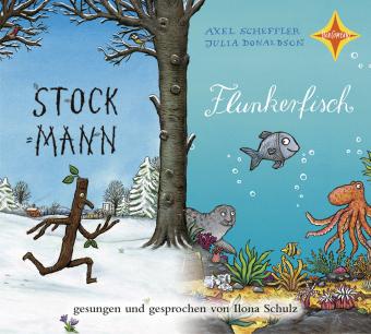 Stockmann / Der Flunkerfisch, 1 Audio-CD