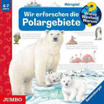Wir erforschen die Polargebiete, Audio-CD