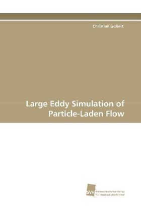 Large Eddy Simulation of Particle-Laden Flow