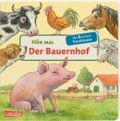Hör mal - Der Bauernhof, m. Soundeffekten Cover