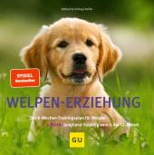 Welpen-Erziehung Cover