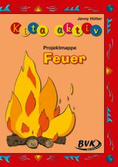 Kita aktiv 'Projektmappe Feuer' Cover