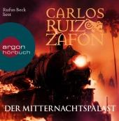 Mitternachtspalast, 7 Audio-CDs Cover