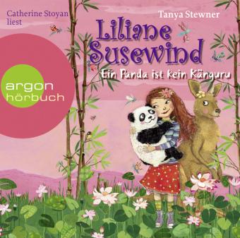 Liliane Susewind, Ein Panda ist kein Känguru, 2 Audio-CDs
