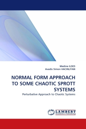 NORMAL FORM APPROACH TO SOME CHAOTIC SPROTT SYSTEMS