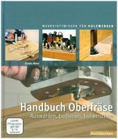 Handbuch Oberfräse, m. DVD Cover