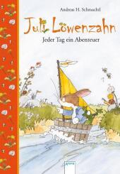Juli Löwenzahn - Jeder Tag ein Abenteuer Cover