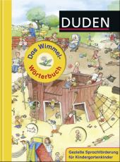 Duden - Das Wimmel-Wörterbuch Cover