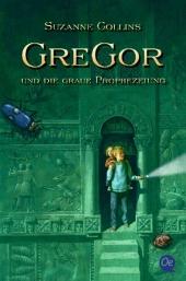 Gregor und die graue Prophezeiung Cover