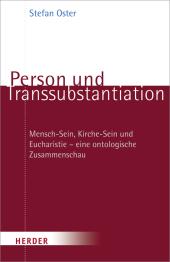 Person und Transsubstantiation