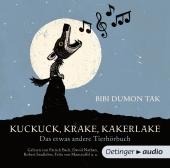 Kuckuck, Krake, Kakerlake, 1 Audio-CD