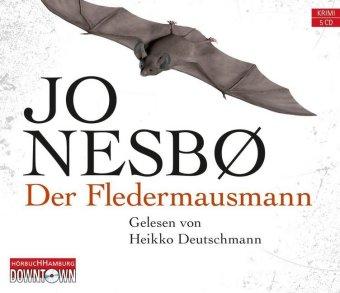 Der Fledermausmann, 5 Audio-CDs