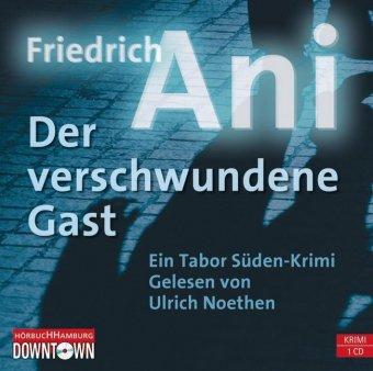 Der verschwundene Gast, 1 Audio-CD