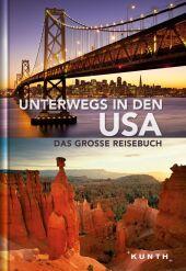 KUNTH Bildband Unterwegs in den USA Cover
