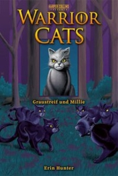 Warrior Cats, Graustreif und Millie Cover