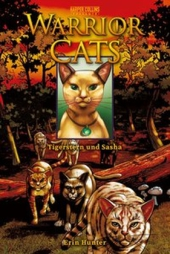 Warrior Cats, Tigerstern und Sasha Cover