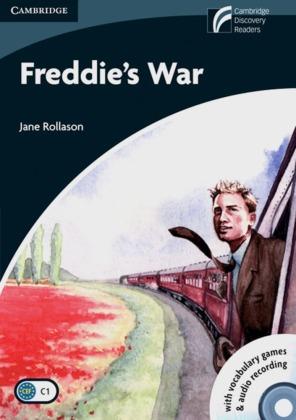 Freddie's War, w. CD-ROM/Audio