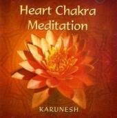 Heart Chakra Meditation, Audio-CD