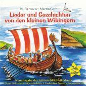 Lieder und Geschichten von den kleinen Wikingern, 1 Audio-CD