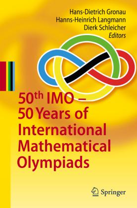 50th IMO - 50 Years of International Mathematics Olympiads