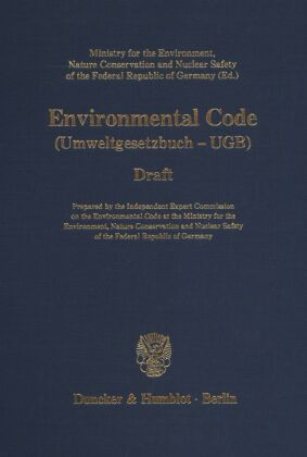 Environmental Code.