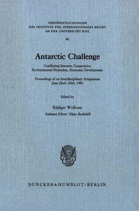 Antarctic Challenge.