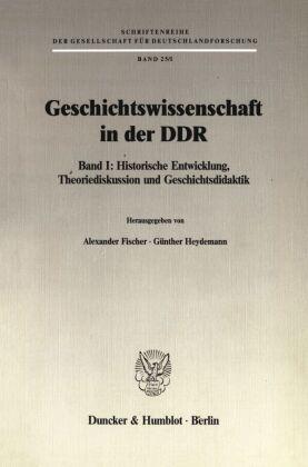 Geschichtswissenschaft in der DDR.