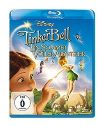 Tinkerbell, Ein Sommer voller Abenteuer, 1 Blu-ray