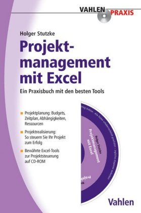 Projektmanagement mit Excel, m. CD-ROM