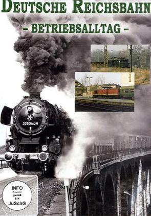 Deutsche Reichsbahn Betriebsalltag 1985-1987, 1 DVD