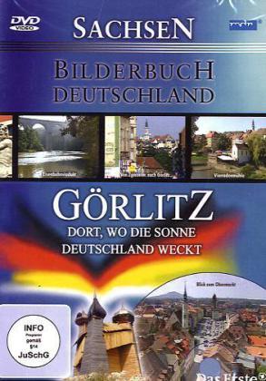 Görlitz - Dort, wo die Sonne Deutschland weckt, 1 DVD
