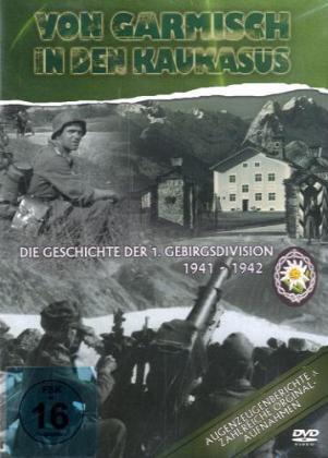Von Garmisch in den Kaukasus, 1 DVD