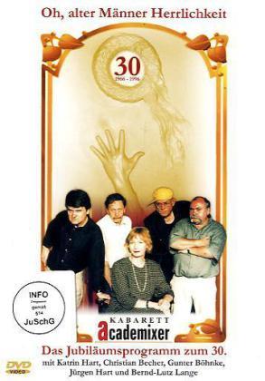 Academixer - Oh, alter Männer Herrlichkeit!, 1 DVD
